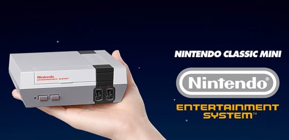 Nintendo Classic Mini: Nintendo Entertainment System (NES Classic Edition)