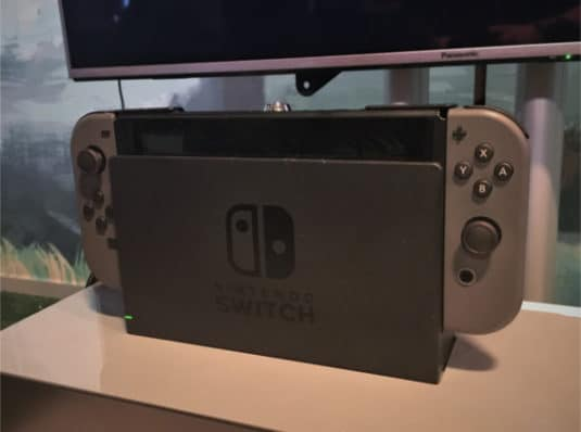 Nintendo Switch Konsole Berlin