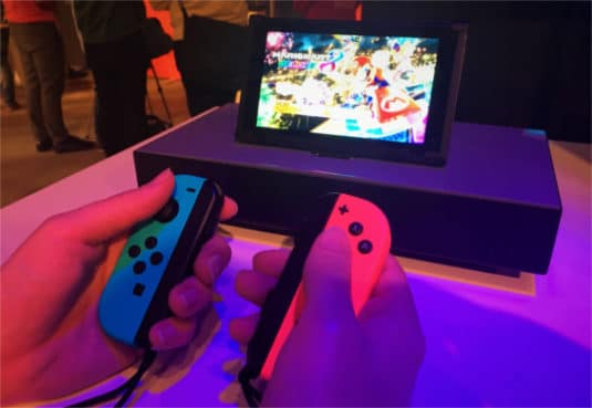 Nintendo Switch Neo Joy Cons Mario Kart 8 Deluxe Berlin