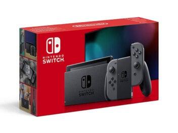 Nintendo Switch Verkaufsverpackung