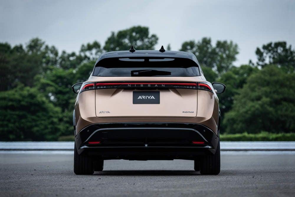 Nissan Ariya Heck