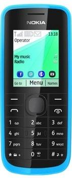 Nokia 109 Datenblatt - Foto des Nokia 109