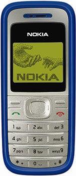 Nokia 1200 Datenblatt - Foto des Nokia 1200