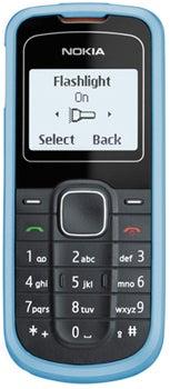 Nokia 1202 Datenblatt - Foto des Nokia 1202