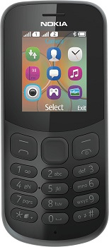 Nokia 130 Single-SIM (2017) Datenblatt - Foto des Nokia 130 Single-SIM (2017)