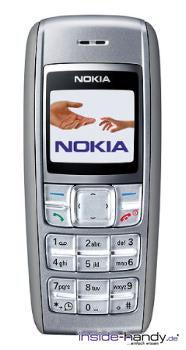 Nokia 1600 Datenblatt - Foto des Nokia 1600