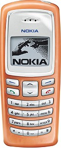 Nokia 2100 Datenblatt - Foto des Nokia 2100
