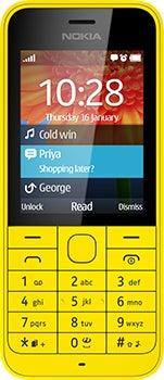 Nokia 220 Datenblatt - Foto des Nokia 220
