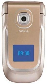 Nokia 2760 Datenblatt - Foto des Nokia 2760