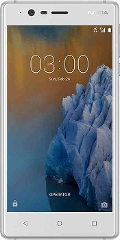 Nokia 3 Single SIM Datenblatt - Foto des Nokia 3 Single SIM