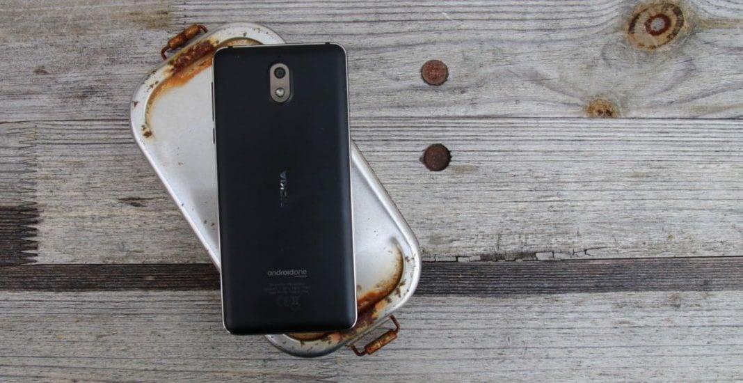 Nokia 3.1 im Test