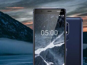 Nokia 5.1 (2018) Vorder- und Rückseite