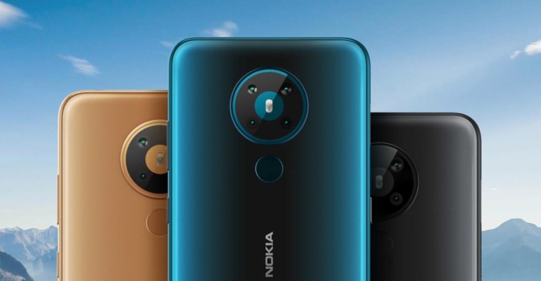 Nokia 5.3 Alle verfügbaren Farben