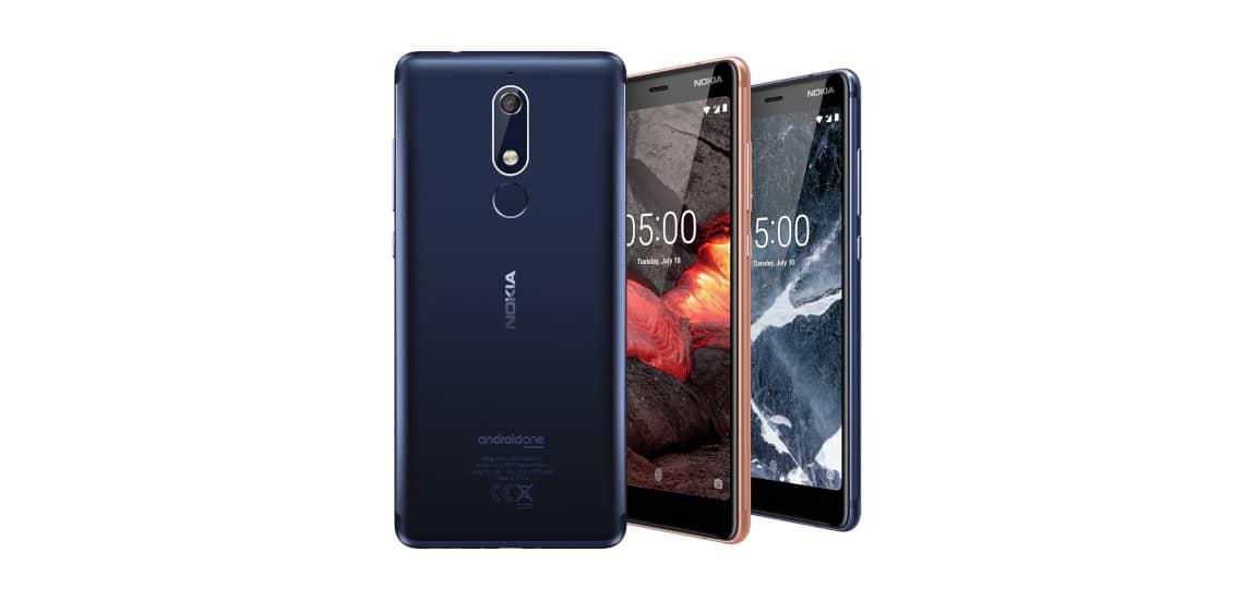 Neue Smartphones von HMD Global