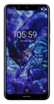 Nokia 5.1 Plus Datenblatt - Foto des Nokia 5.1 Plus