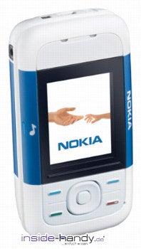 Nokia 5200 Datenblatt - Foto des Nokia 5200