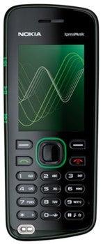 Nokia 5220 XpressMusic Datenblatt - Foto des Nokia 5220 XpressMusic