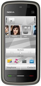 Nokia 5228 Datenblatt - Foto des Nokia 5228