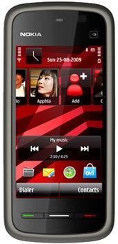 Nokia 5230 Datenblatt - Foto des Nokia 5230