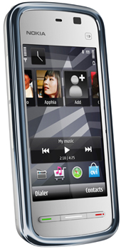 Nokia 5235 Comes With Music Datenblatt - Foto des Nokia 5235 Comes With Music