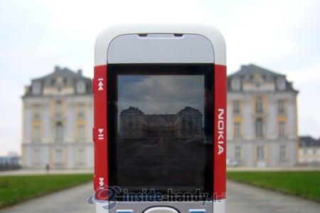 Nokia 5300 Xpress Music: beim Fotografieren