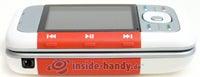 Nokia 5300 Xpress Music: Draufsicht links
