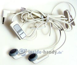 Nokia 5300 Xpress Music: Headset