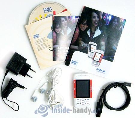 Nokia 5300 Xpress Music: Lieferumfang
