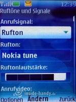 Nokia 5300 Xpress Music: Ruftöne und Signale