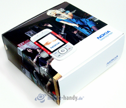 Nokia 5300 Xpress Music: Verpackung