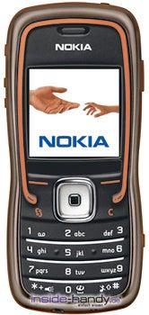 Nokia 5500 Sport Musik Edition Datenblatt - Foto des Nokia 5500 Sport Musik Edition