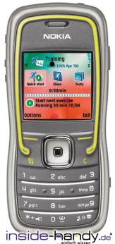 Nokia 5500 Datenblatt - Foto des Nokia 5500
