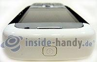 Nokia 5700 XpressMusic: Draufsicht oben
