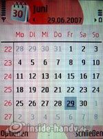 Nokia 5700 XpressMusic: Kalender