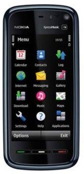 Nokia 5800 XpressMusic Datenblatt - Foto des Nokia 5800 XpressMusic