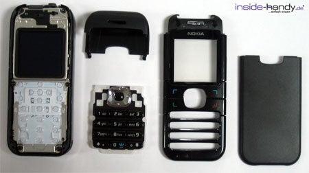 Nokia 6030 - auseinander gebaut