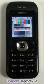 Nokia 6030 - Display