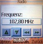 Nokia 6030 - Radio