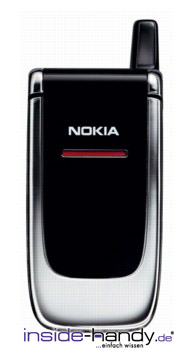 Nokia 6060 Datenblatt - Foto des Nokia 6060
