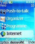 Nokia 6085: Hauptmenü