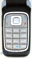 Nokia 6085: Tastatur