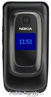 Nokia 6085 Datenblatt - Foto des Nokia 6085