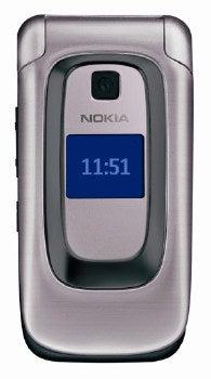 Nokia 6086 Datenblatt - Foto des Nokia 6086