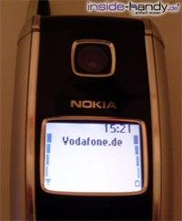 Nokia 6101 - Außendisplay