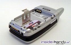 Nokia 6101 - hinten offen