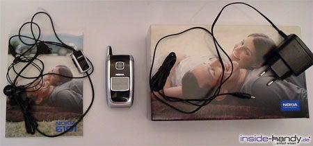 Nokia 6101 - Lieferumfang