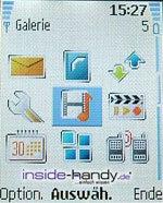 Nokia 6101 - Menü