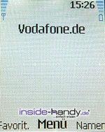 Nokia 6101 - Standarbild