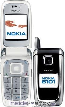Nokia 6101 Datenblatt - Foto des Nokia 6101
