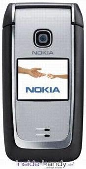 Nokia 6125 Datenblatt - Foto des Nokia 6125